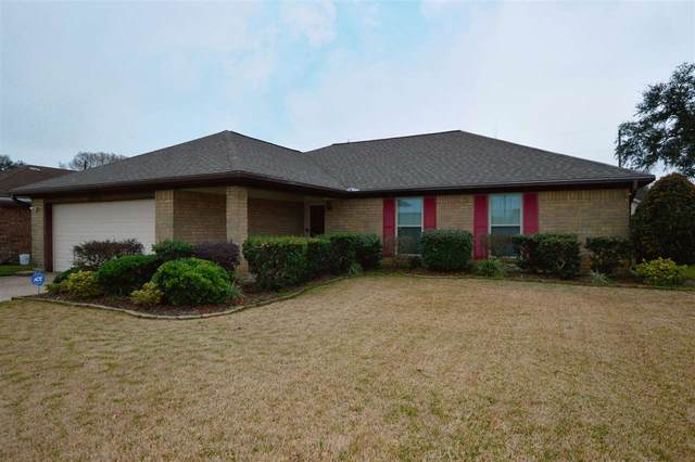 8655 Manion Dr, Beaumont, TX 77706 (MLS #217449) :: Triangle Real Estate