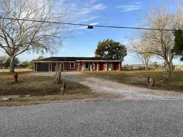 20705 Burrell Wingate, Beaumont, TX 77705 (MLS #217451) :: TEAM Dayna Simmons
