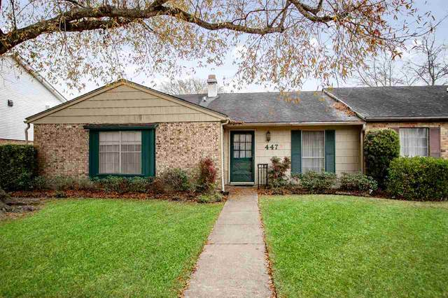 447 Georgetown, Beaumont, TX 77707 (MLS #217457) :: Triangle Real Estate