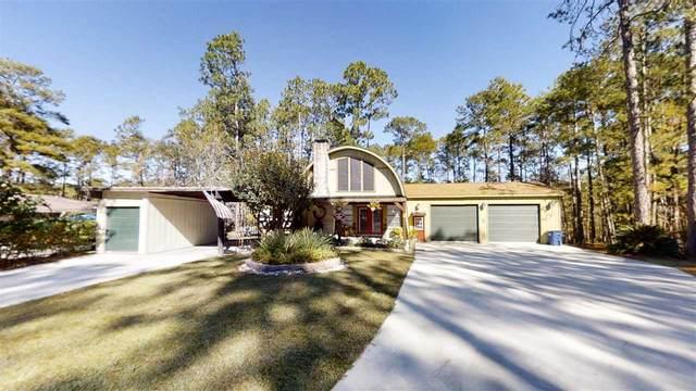 137 Red Oak Dr, Brookeland, TX 75931 (MLS #217464) :: Triangle Real Estate