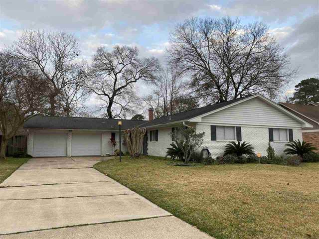 4830 Dellwood Ln, Beaumont, TX 77706 (MLS #217485) :: Triangle Real Estate