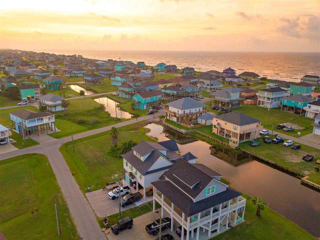 2630 Breaker Dr, Crystal Beach, TX 77650 (MLS #217497) :: Triangle Real Estate