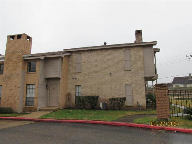 1620 Wellington Place #303, Beaumont, TX 77706 (MLS #217509) :: Triangle Real Estate
