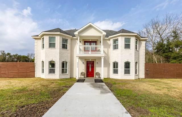 8950 Washington Blvd, Beaumont, TX 77707 (MLS #217545) :: Triangle Real Estate
