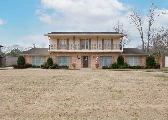 1455 Belvedere, Beaumont, TX 77706 (MLS #217560) :: Triangle Real Estate