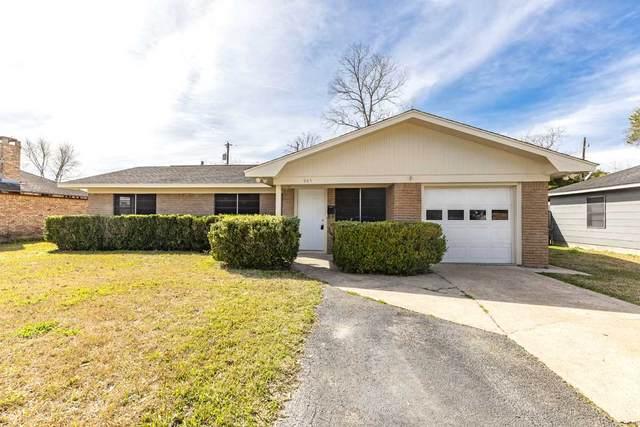 945 Lamar St, Vidor, TX 77662 (MLS #217575) :: Triangle Real Estate