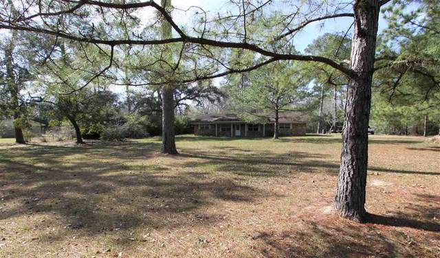 7185 Sweetgum Rd, Beaumont, TX 77713 (MLS #217613) :: Triangle Real Estate