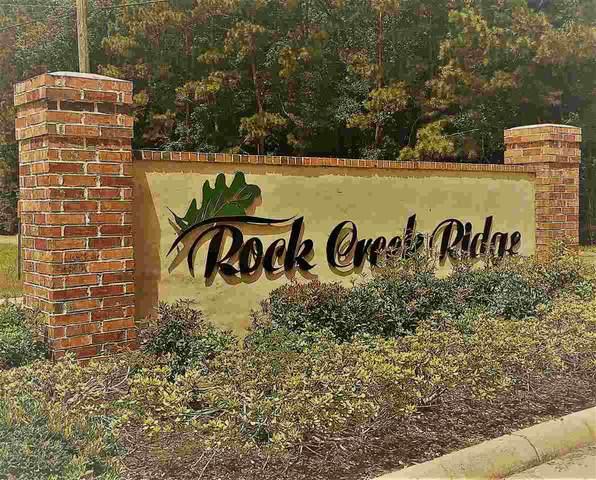 10810 Rock Creek Ridge Drive, Kountze, TX 77625 (MLS #217636) :: Triangle Real Estate