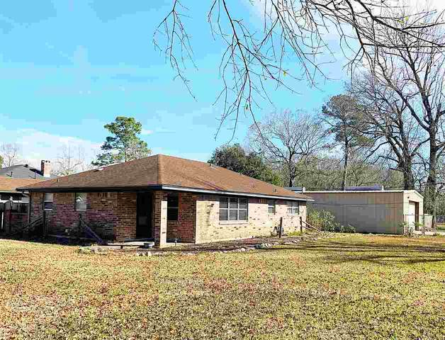 6410 Caswell Road, Beaumont, TX 77708 (MLS #217640) :: Triangle Real Estate