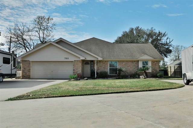 781 South Ave, Port Neches, TX 77651 (MLS #217678) :: Triangle Real Estate