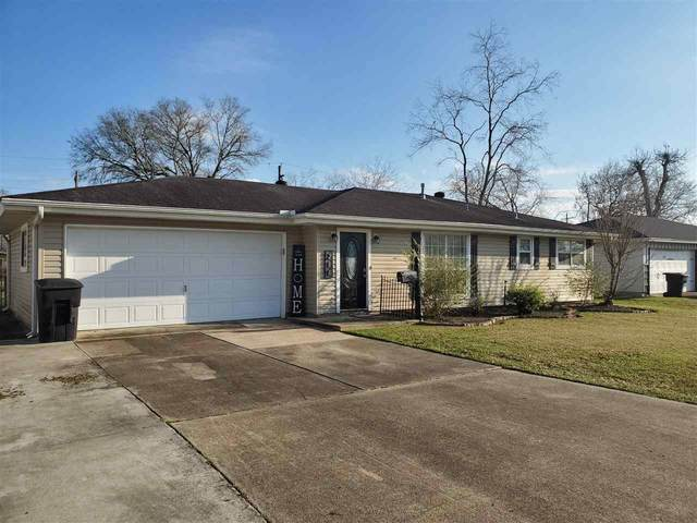211 Avenue D, Nederland, TX 77627 (MLS #217679) :: Triangle Real Estate