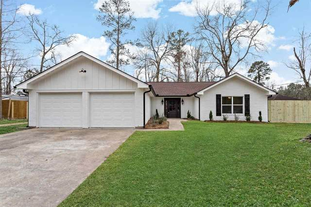 820 Maplewood, Vidor, TX 77662 (MLS #217716) :: Triangle Real Estate