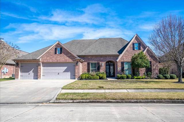 3580 Caffin Dr, Beaumont, TX 77706 (MLS #217724) :: Triangle Real Estate