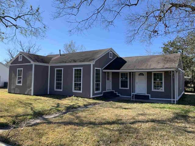 1211 N 17th St, Orange, TX 77630 (MLS #217736) :: Triangle Real Estate