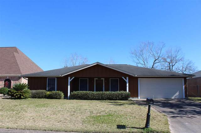 3110 Pebble Beach Ln, Orange, TX 77630 (MLS #217767) :: Triangle Real Estate