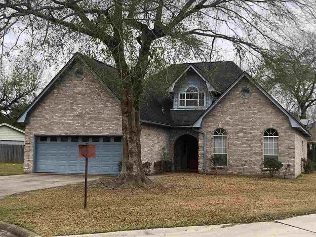 6370 Raton Circle, Beaumont, TX 77708 (MLS #217809) :: Triangle Real Estate