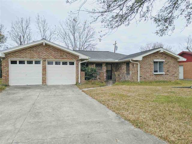 2125 Cashmere, Port Arthur, TX 77640 (MLS #217815) :: Triangle Real Estate