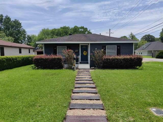 2223 Ave E, Nederland, TX 77627 (MLS #217817) :: Triangle Real Estate