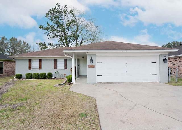 9190 Washington Blvd, Beaumont, TX 77707 (MLS #217845) :: Triangle Real Estate