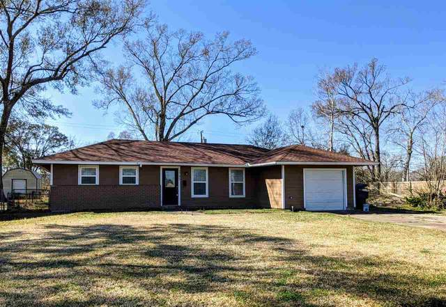 3795 Bryan Dr, Beaumont, TX 77707 (MLS #217853) :: Triangle Real Estate
