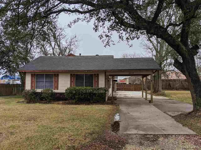 2512 Avenue A, Nederland, TX 77627 (MLS #217900) :: Triangle Real Estate