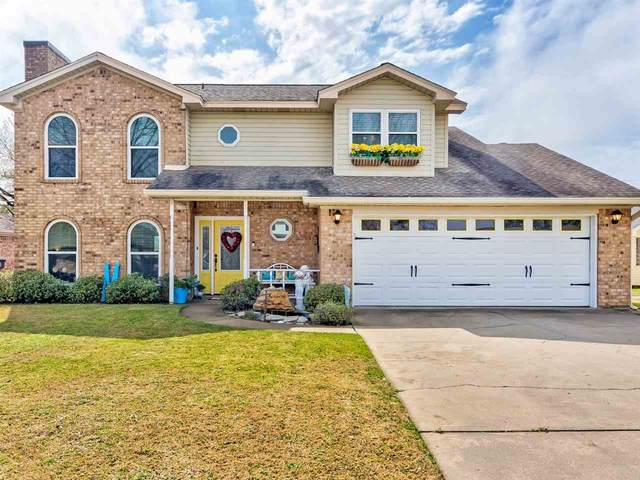2331 Post Oak Ln, Groves, TX 77619 (MLS #217908) :: Triangle Real Estate