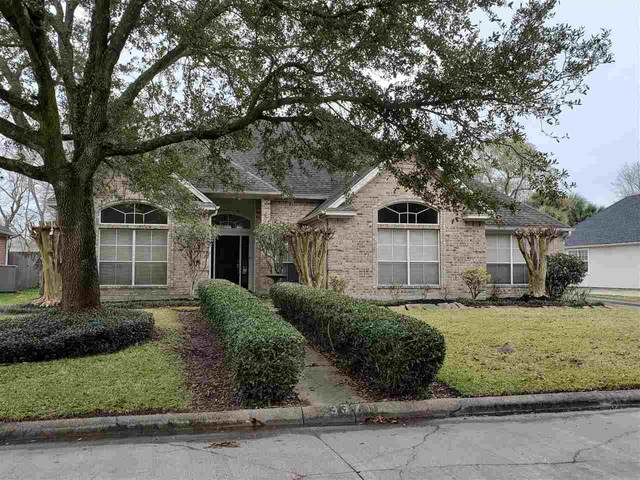 3370 Foxbriar Ln, Beaumont, TX 77706 (MLS #217944) :: Triangle Real Estate