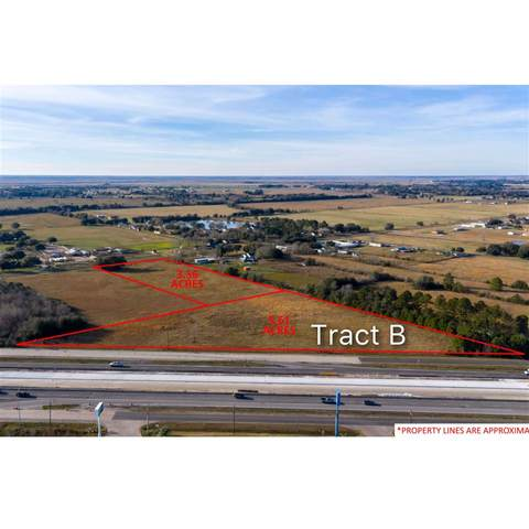 +/- 5.61 Acres Ih-10, Winnie, TX 77665 (MLS #217961) :: Triangle Real Estate