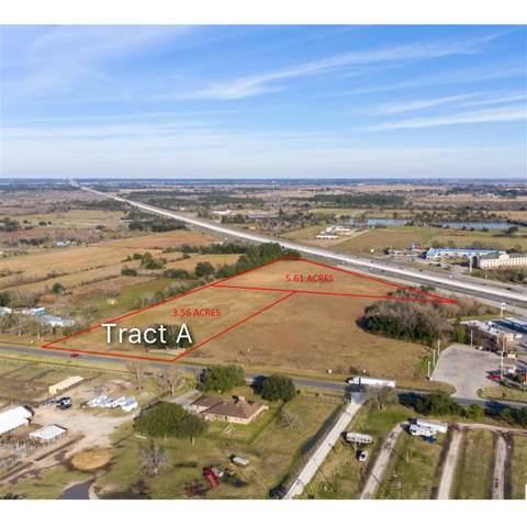 +/-3.56 Acres 1663, Winnie, TX 77665 (MLS #217963) :: Triangle Real Estate
