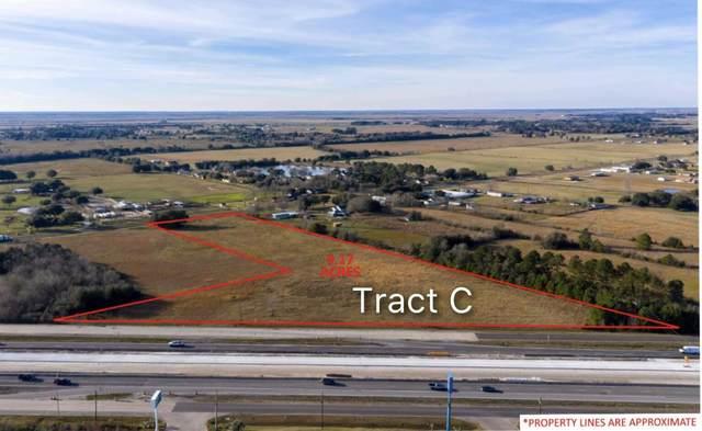 +/- 9.17 Acres Interstate 10, Winnie, TX 77665 (MLS #217964) :: Triangle Real Estate