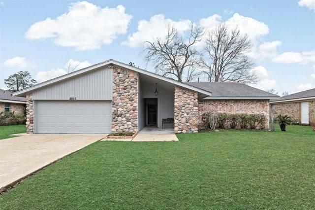 2012 Thousand Oaks Dr., Orange, TX 77632 (MLS #217967) :: Triangle Real Estate