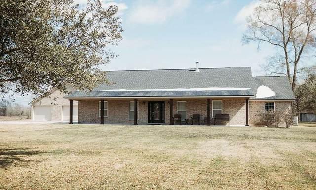 3152 Oak Lane, Kountze, TX 77625 (MLS #217989) :: Triangle Real Estate