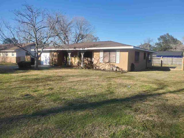 706 N 26th St, Nederland, TX 77627 (MLS #218006) :: Triangle Real Estate