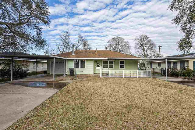 3740 Boyd, Groves, TX 77619 (MLS #218021) :: Triangle Real Estate