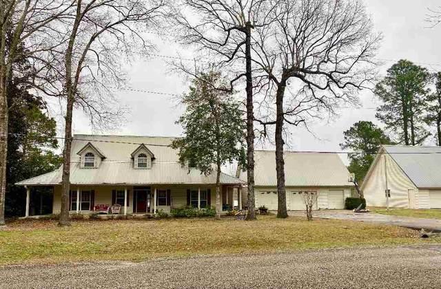 117 Lakewood Dr., Village Mills, TX 77663 (MLS #218022) :: Triangle Real Estate