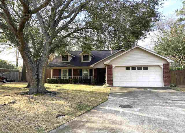 6785 Broadleaf Dr, Beaumont, TX 77713 (MLS #218030) :: Triangle Real Estate