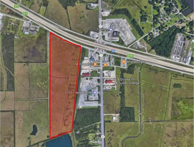 7145 I-10, Orange, TX 77630 (MLS #218047) :: Triangle Real Estate