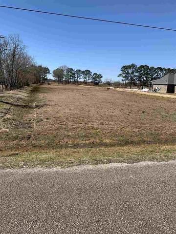 Lot 10 Kiker Rd, Winnie, TX 77665 (MLS #218050) :: Triangle Real Estate