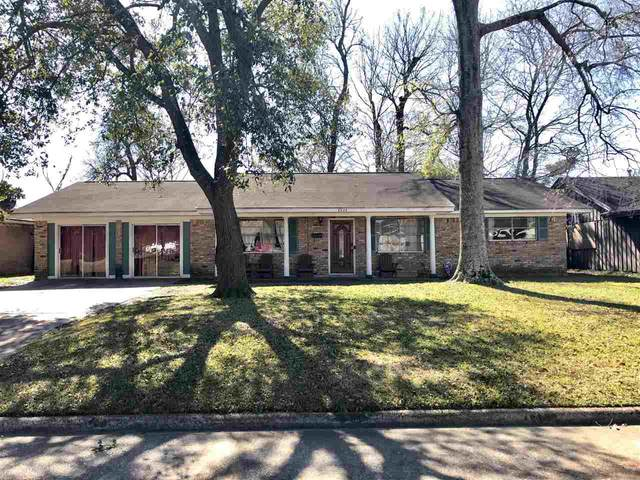 5225 Cambridge, Beaumont, TX 77707 (MLS #218066) :: Triangle Real Estate