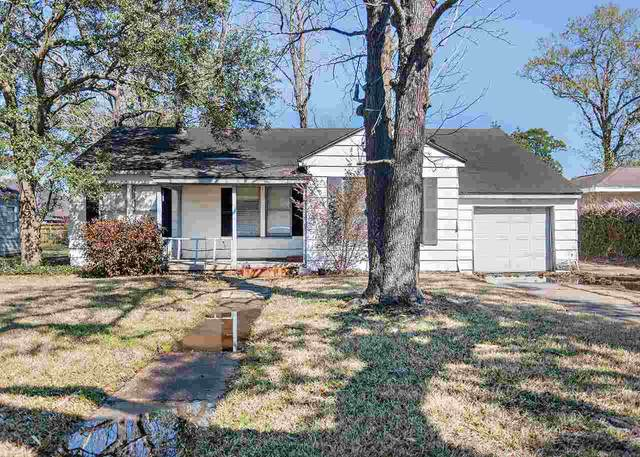 2630 Ashley St., Beaumont, TX 77703 (MLS #218070) :: Triangle Real Estate