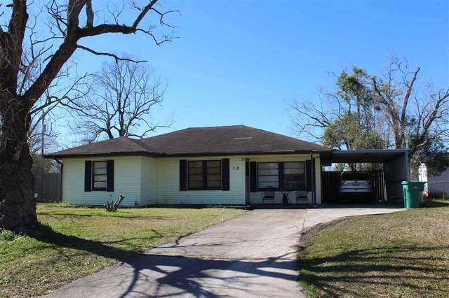 12 Circle G, Orange, TX 77630 (MLS #218077) :: Triangle Real Estate