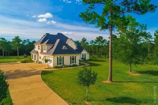 448 Private Road 8356, Broaddus, TX 75930 (MLS #218080) :: Triangle Real Estate