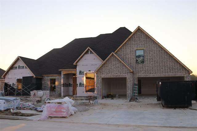 112 Palmetto Palms, Lumberton, TX 77657 (MLS #218089) :: Triangle Real Estate