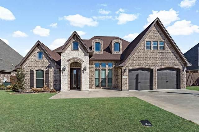 8370 Winnsboro Circle, Beaumont, TX 77713 (MLS #218098) :: Triangle Real Estate