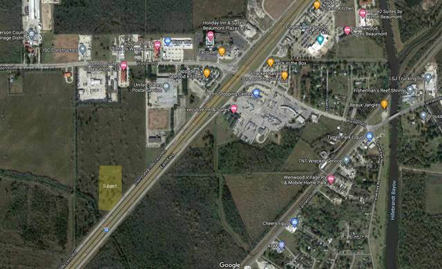 0000 I10 / Tillery Rd, Beaumont, TX 77707 (MLS #218116) :: Triangle Real Estate