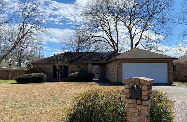 9395 Crossmeadow Dr, Beaumont, TX 77706 (MLS #218120) :: Triangle Real Estate