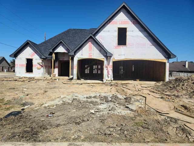 8350 Vaquero, Beaumont, TX 77713 (MLS #218137) :: Triangle Real Estate