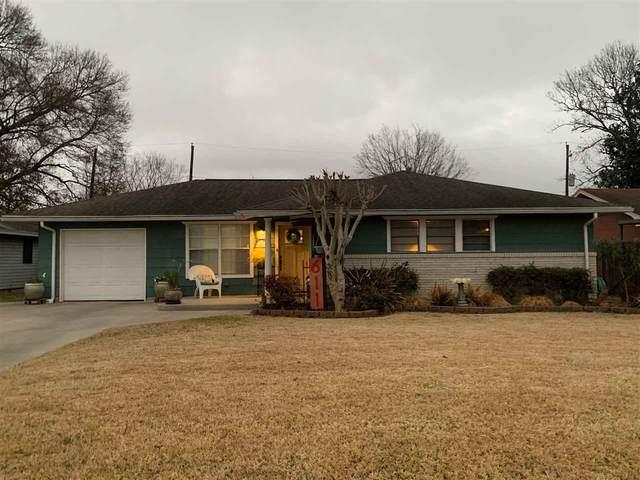 611 S 18, Nederland, TX 77627 (MLS #218150) :: Triangle Real Estate
