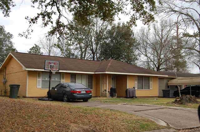 5360 Hamilton Drive, Beaumont, TX 77708 (MLS #218172) :: Triangle Real Estate