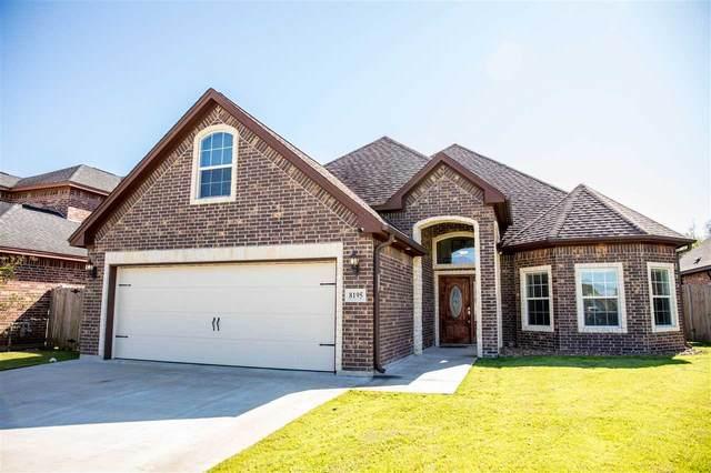 8195 Quail Hollow Dr, Beaumont, TX 77707 (MLS #218179) :: TEAM Dayna Simmons